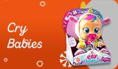 Sprawdź zabawki z serii Cry Babies >>