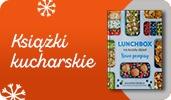 Dla miłośników gotowania. Sprawdź książki kucharskie na prezent >>