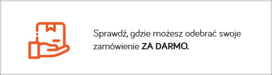 Darmowy odbiór w centrum Białegostoku