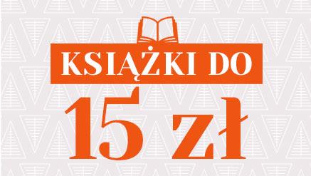 Książki do 15 zł