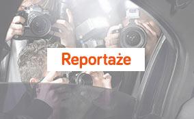 (Dla niego) Reportaże